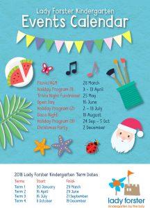LFK event calendar