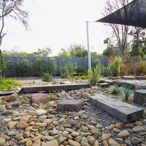 Lady Forster Kindergarten - Outdoor Area