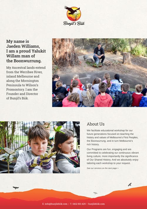 Lady Forster Kindergarten - Boonwurrung Workshop
