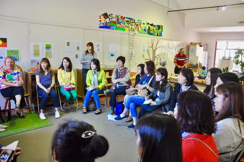 LFK Chosen to Host International Delegation of Educators