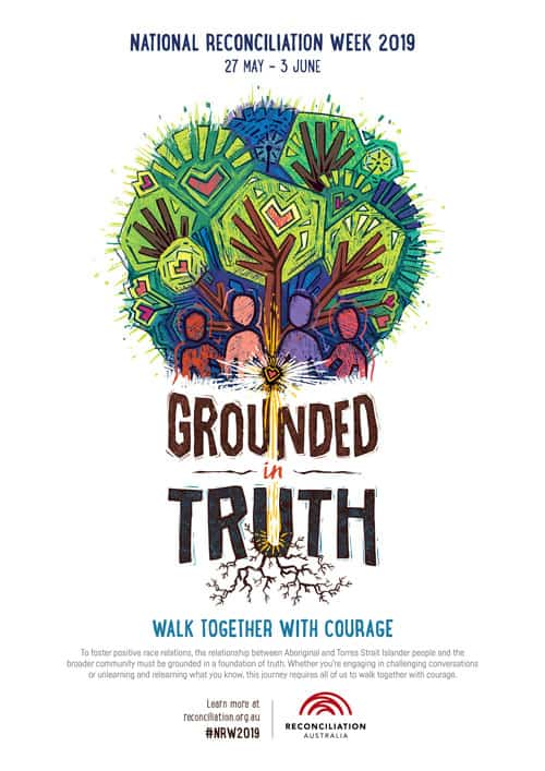 National Reconciliation Week 2019 Poster
