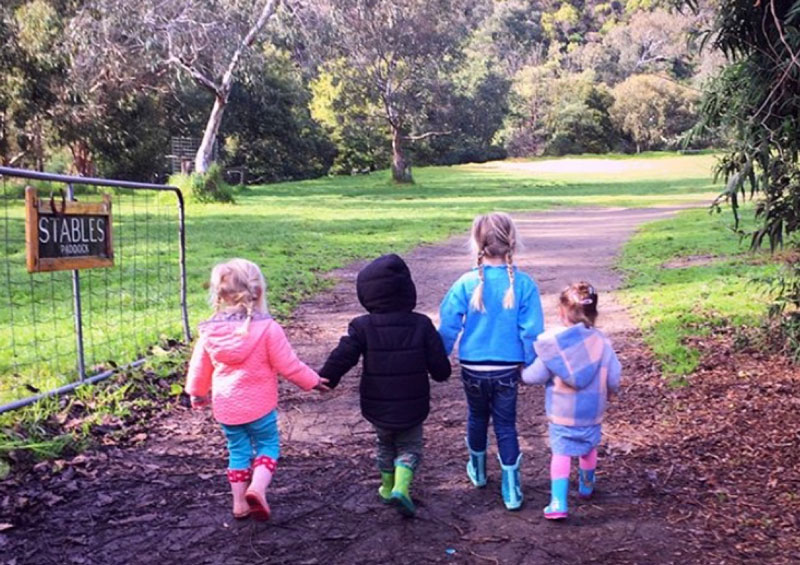 nature play groups